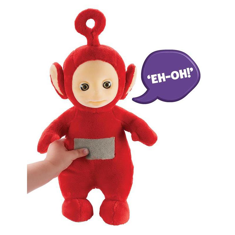 CHARACTER TELETUBBIES Laugh n Giggle Plush with Sound 25 cm