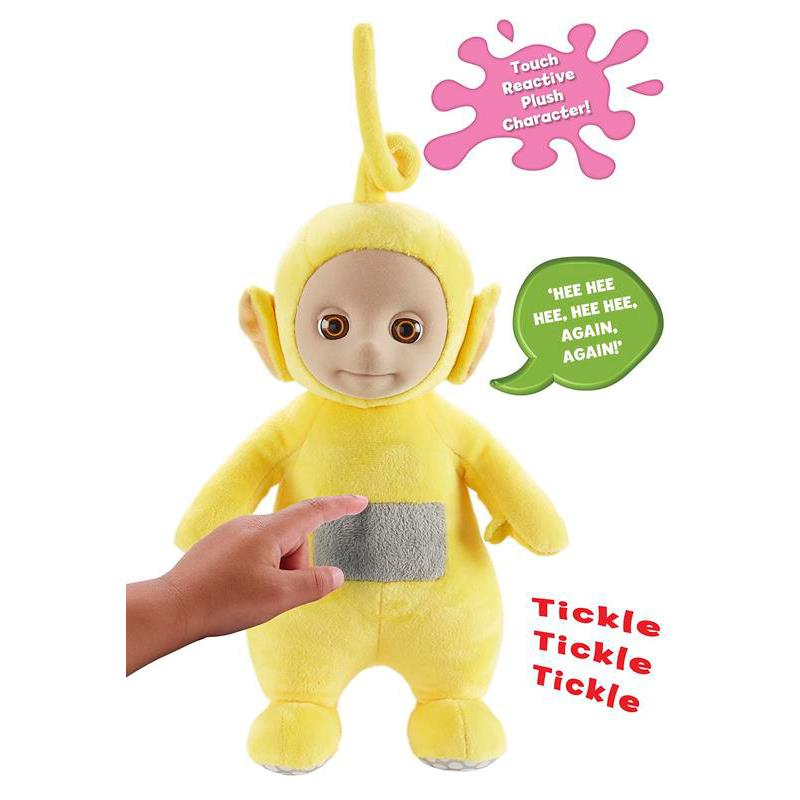 Teletubbies Naerev ja rääkiv pehme mänguasi, 25cm