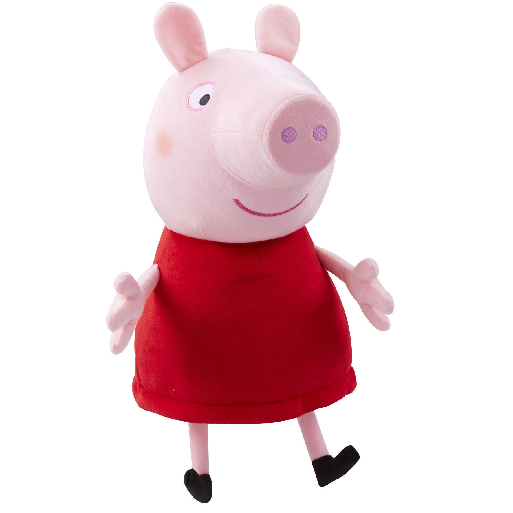 CHARACTER PEPPA PIG Plush With Sound, 55 cm