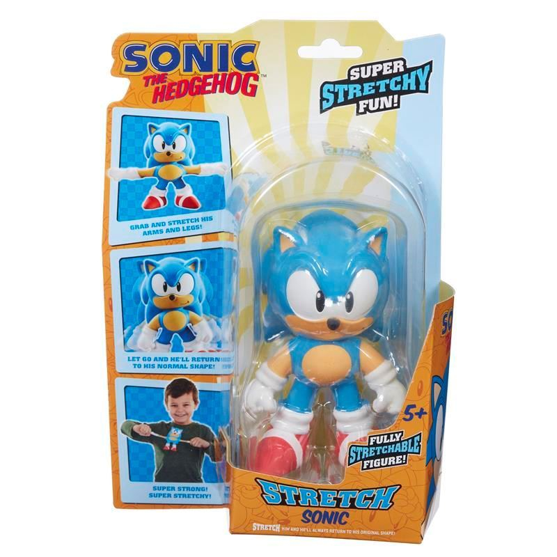 CHARACTER STRETCH Sonic The Hedgehog 18 cm Figure