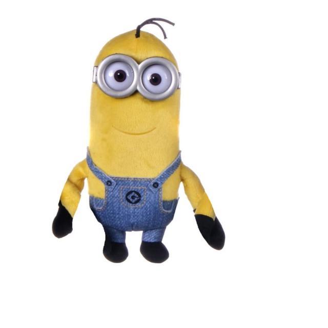 MINIONS Plīša rotaļlieta 17 cm
