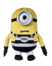 "POSH PAWS MINIONS Pehme mänguasi ""Jail Stuart"", 20 cm"