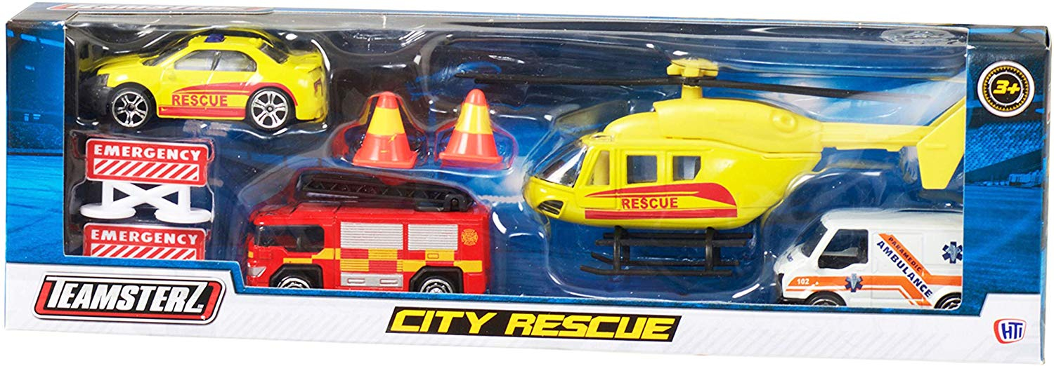 HTI TEAMSTERZ City Rescue