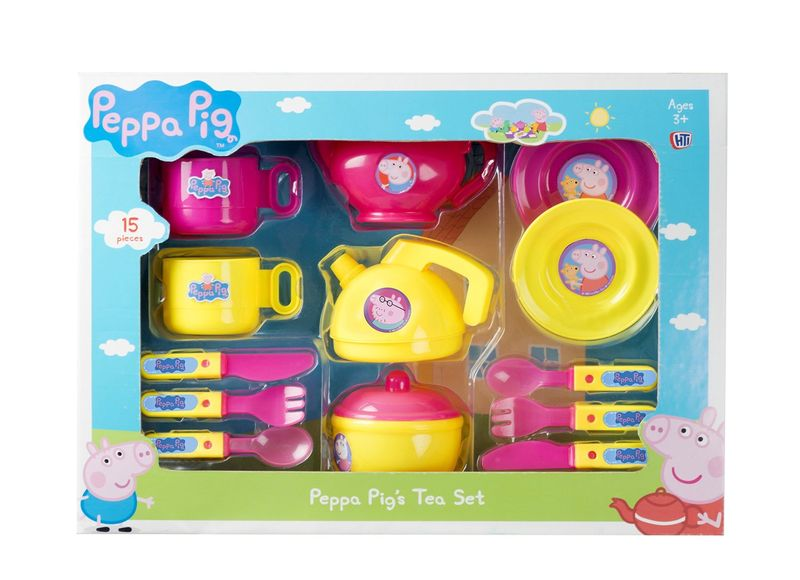 HTI Peppa Pig PEPPA TEESERVIIS
