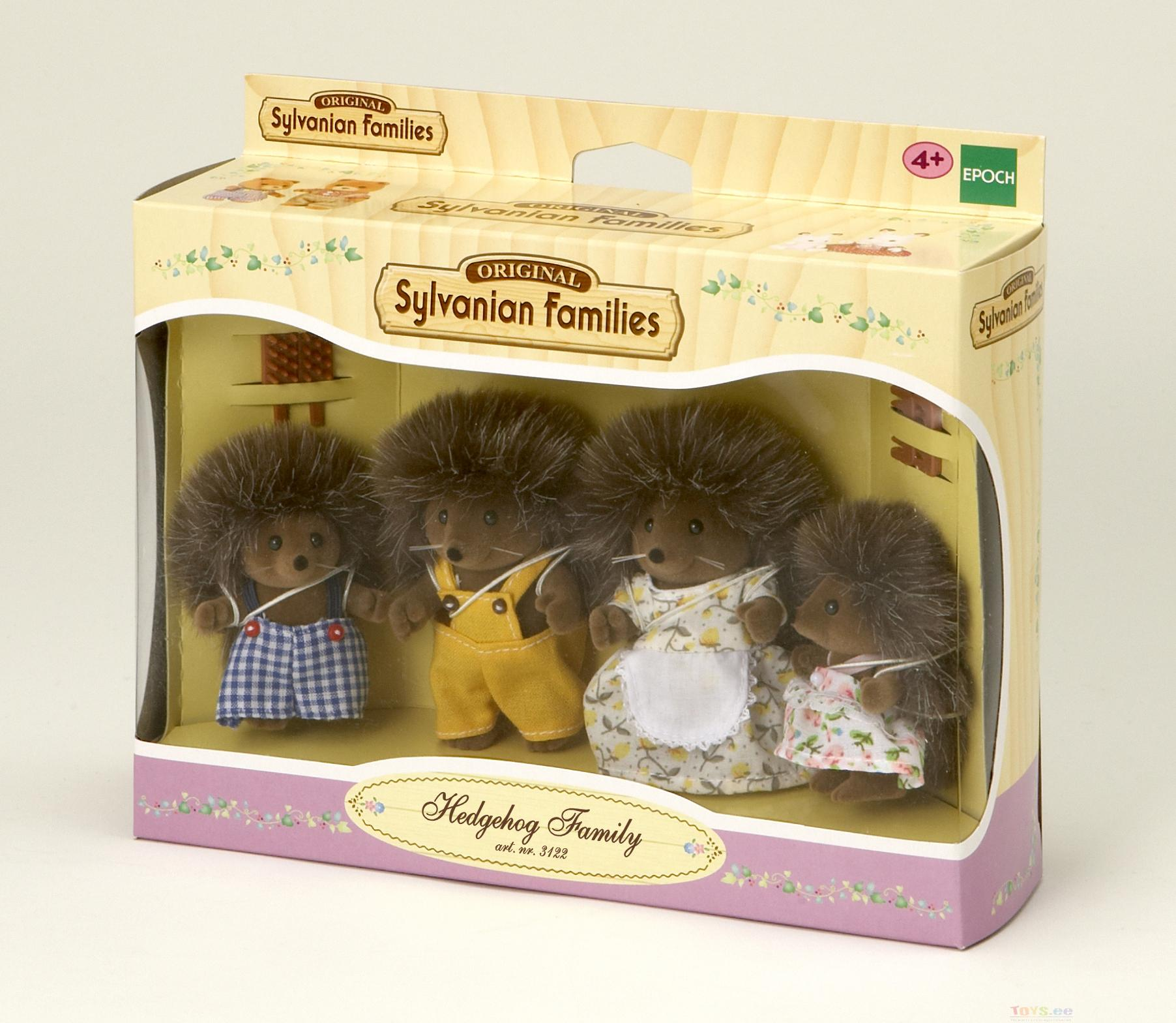 SYLVANIAN FAMILIES Siilide pere