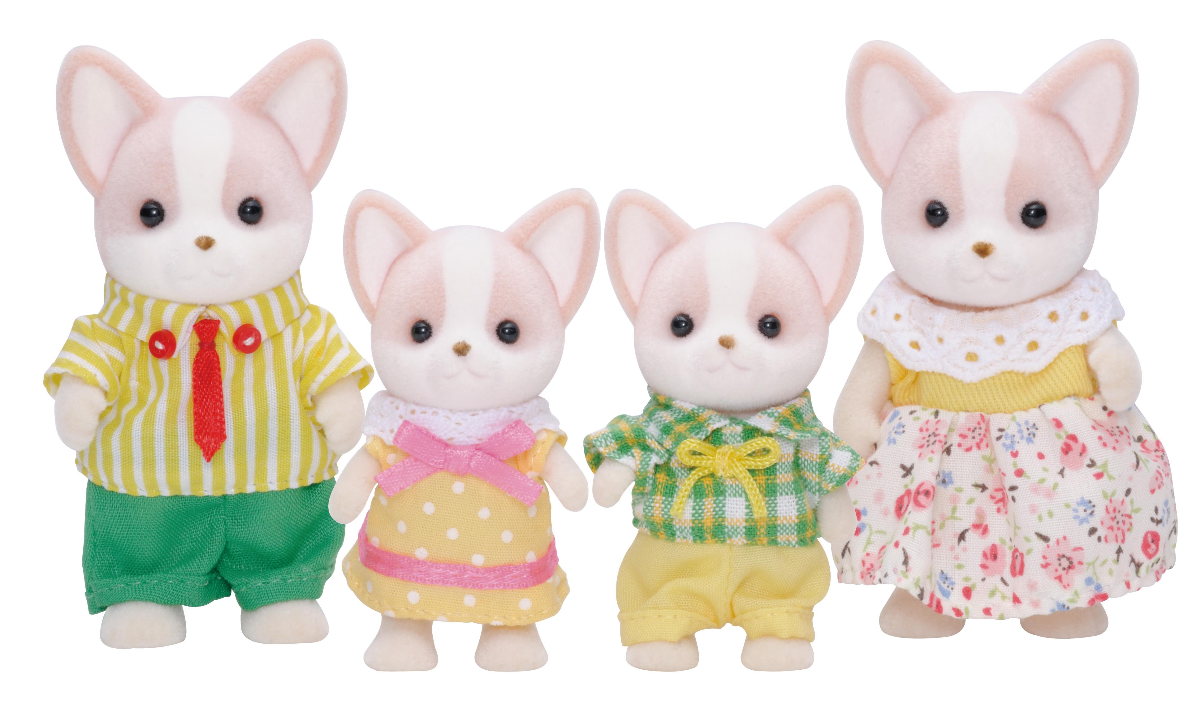 SYLVANIAN FAMILIES Chihuahua pere
