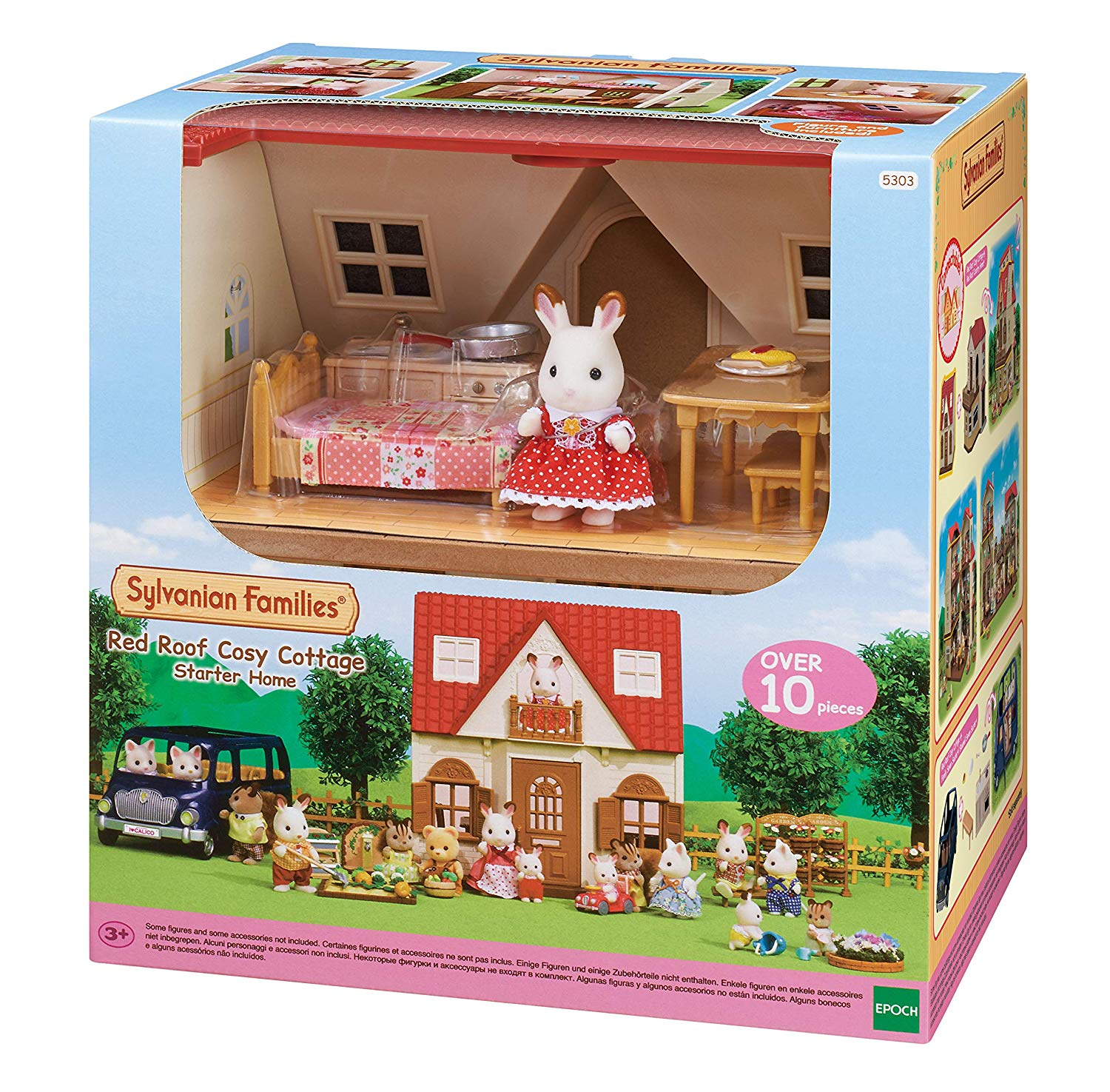SYLVANIAN FAMILIES Cosy Cottage Starter Home With Accessories