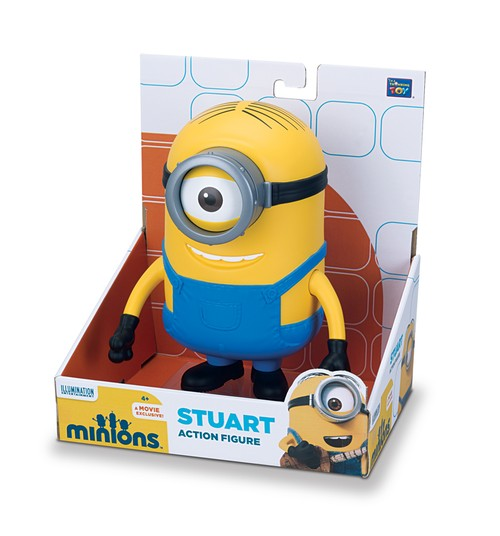MINIONS Jumbo Simplified Action Figure 17 cm