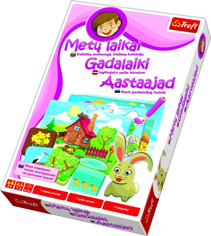 Trefl HARIDUSMÄNG AASTAAJAD