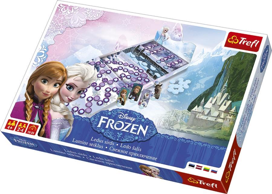 TREFL Frozen lauamäng