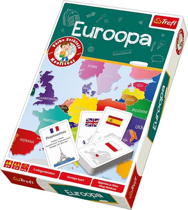 EDUCATIONAL GAME EUROPE (EST)