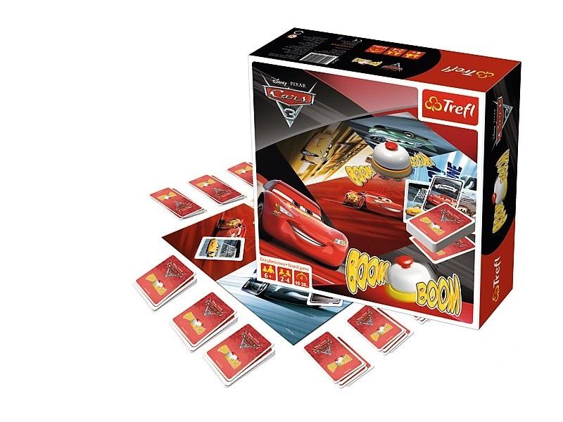 CARS 3 BOOM BOOM GAME (MULTI)