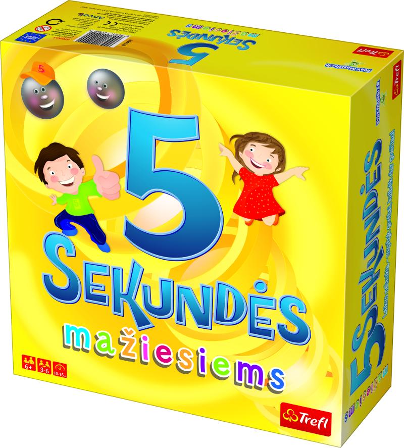TREFL 5 Sekundit Juunior (LT)