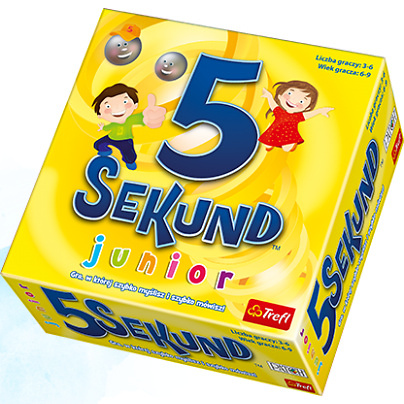 TREFL 5 Sekundit Junior (LV)