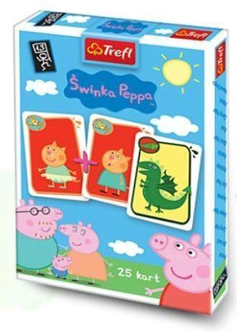 CARDGAME PEPPA THE PIG