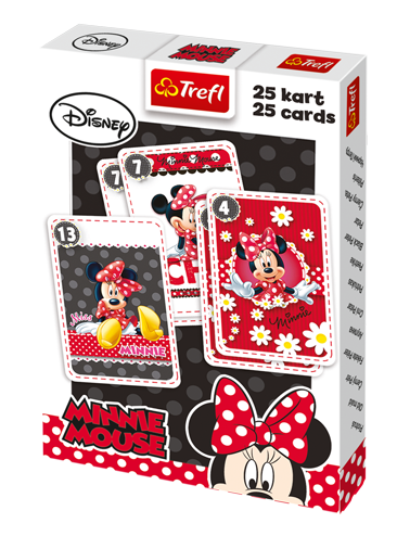 CARDGAME MINNIE MOUSE