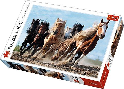 PUZZLE 1000 HORSES