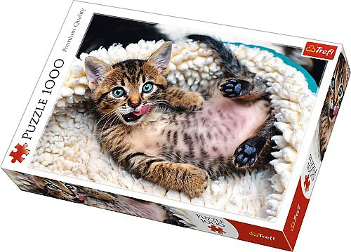 PUZZLE 1000 KITTENS