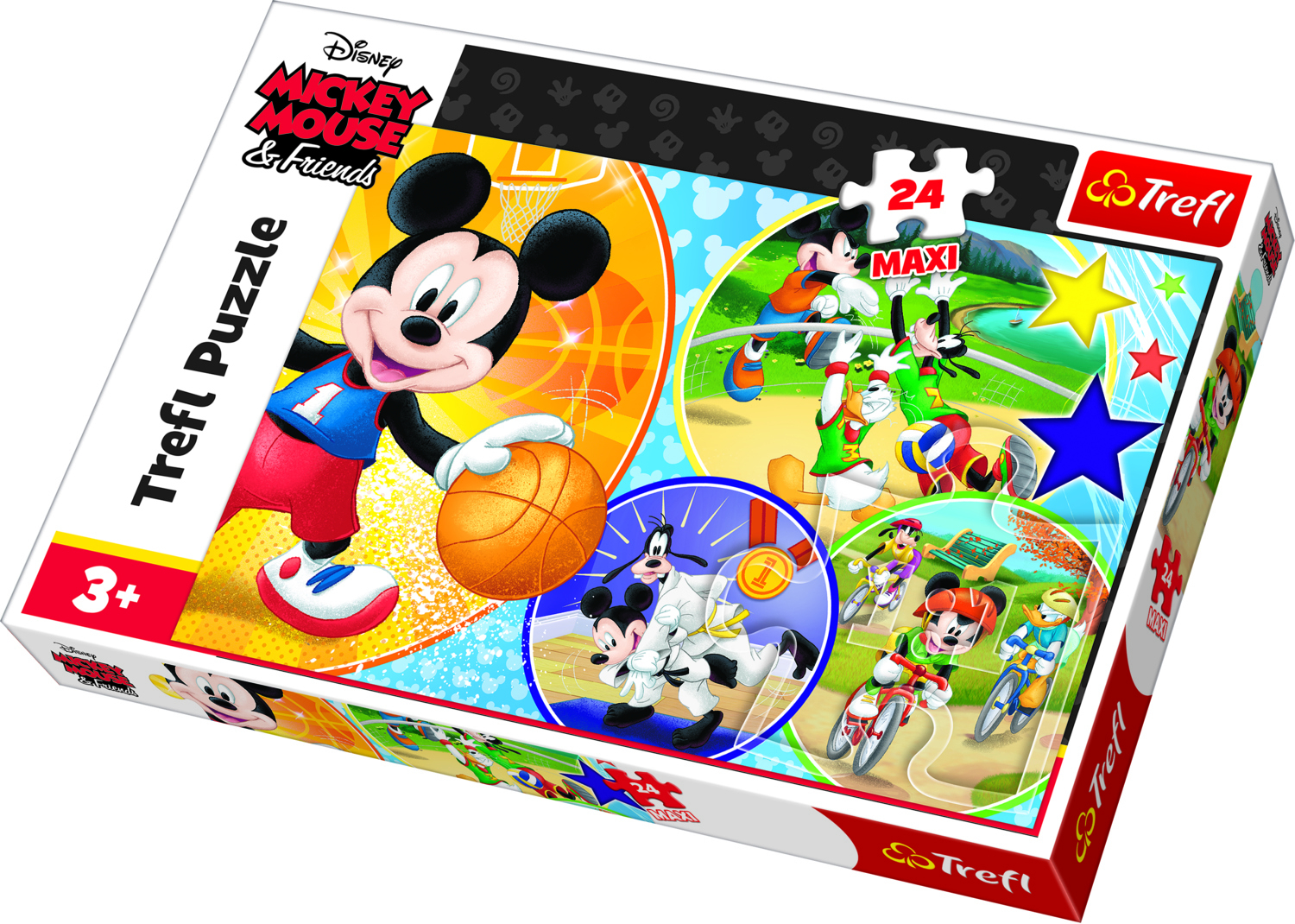 MAXI PUZZLE 24 MICKEY MOUSE