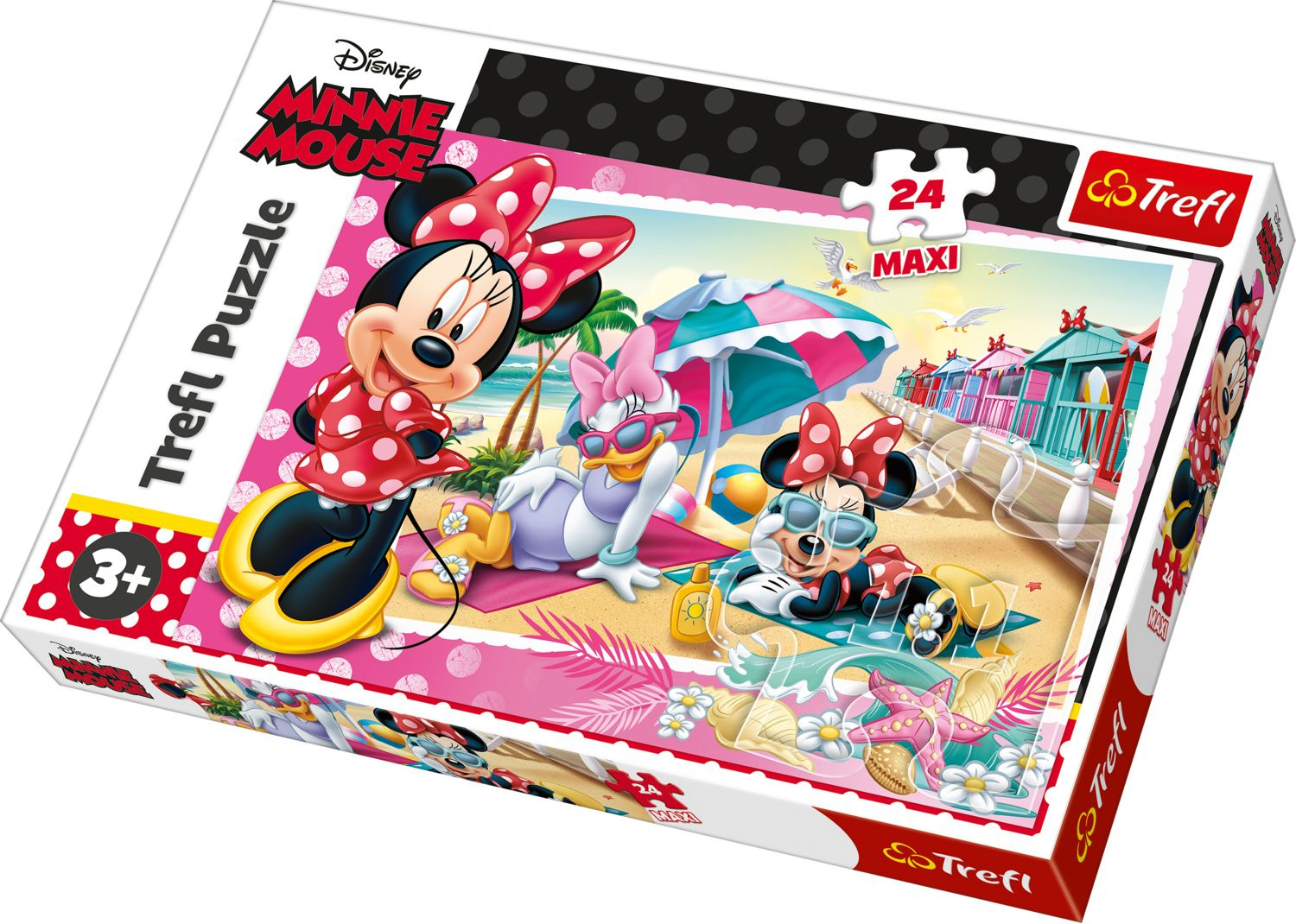 Maxi Puzzle 24 Minnie Mouse