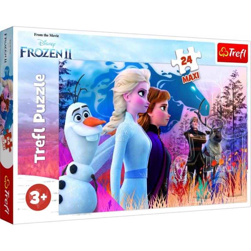 Suuri palapelisetti Frozen 2