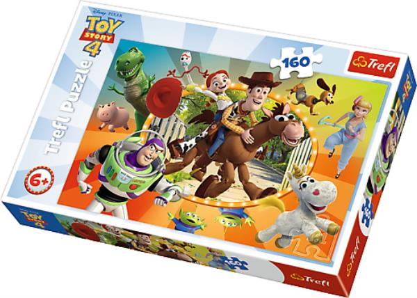 Puzzle 160 Toy Story 4