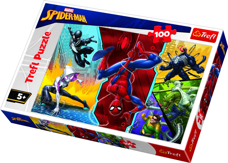 TREFL Palapeli 100 Hämähäkkimies