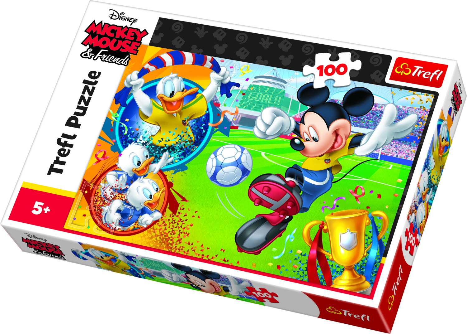 PUZZLE 100 MICKEY MOUSE
