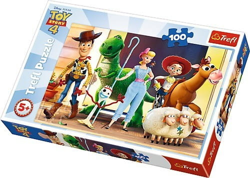 Puzzle 100 Toy Story 4