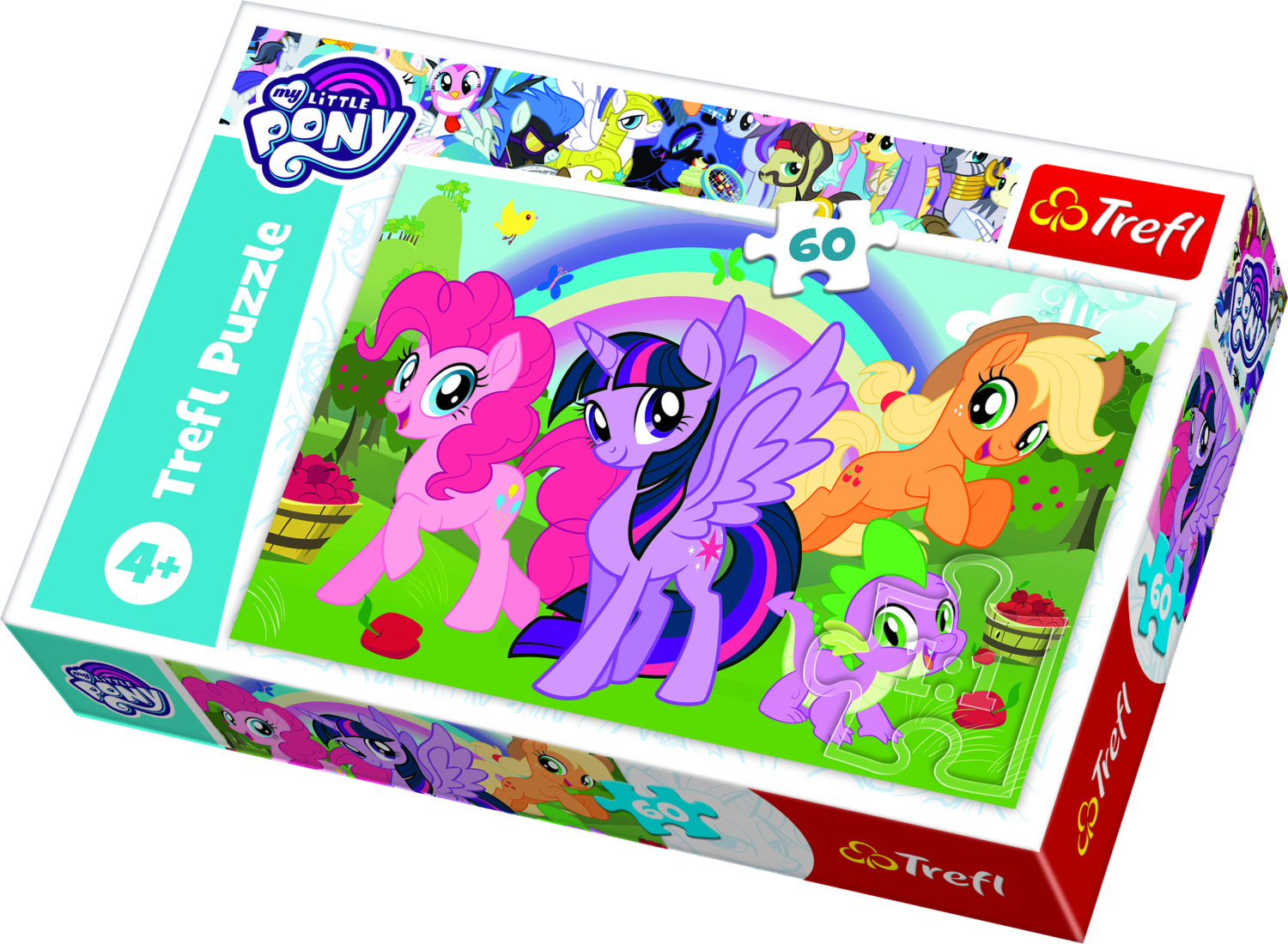 PUZZLE 60 MY LITTLE PONY