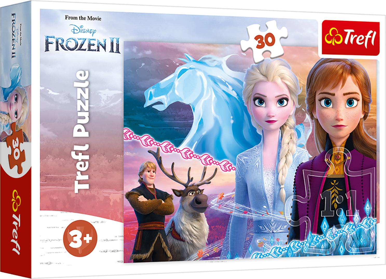 TREFL Palapeli Frozen 2, 30 palaa