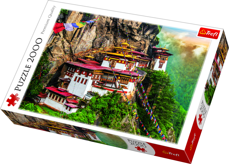 TREFL Pusle 2000 Bhutan