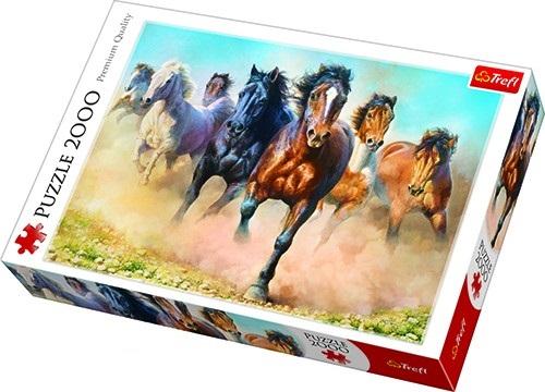 PUZZLE 2000 HORSES