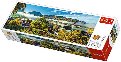PANORAMIC PUZZLE 1000 SCHLIERSEE
