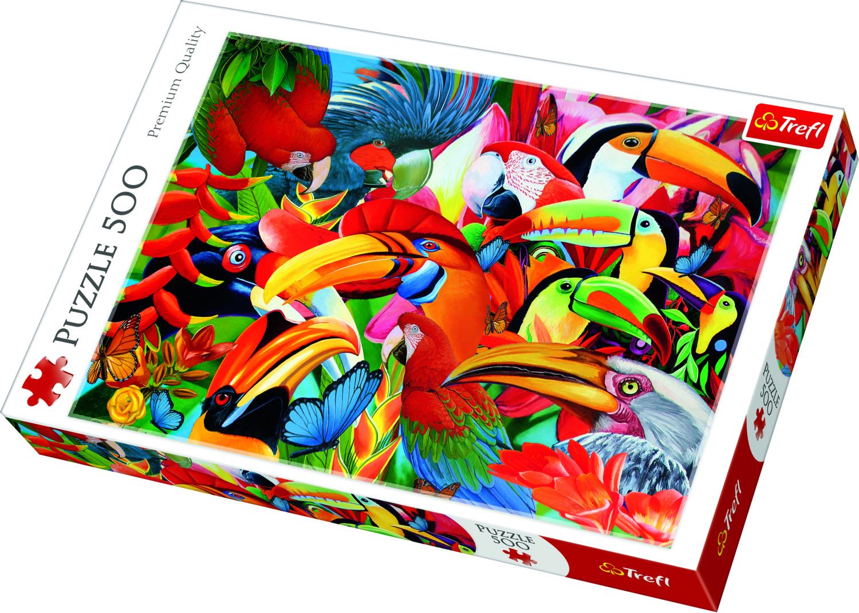 PUZZLE 500 BIRDS