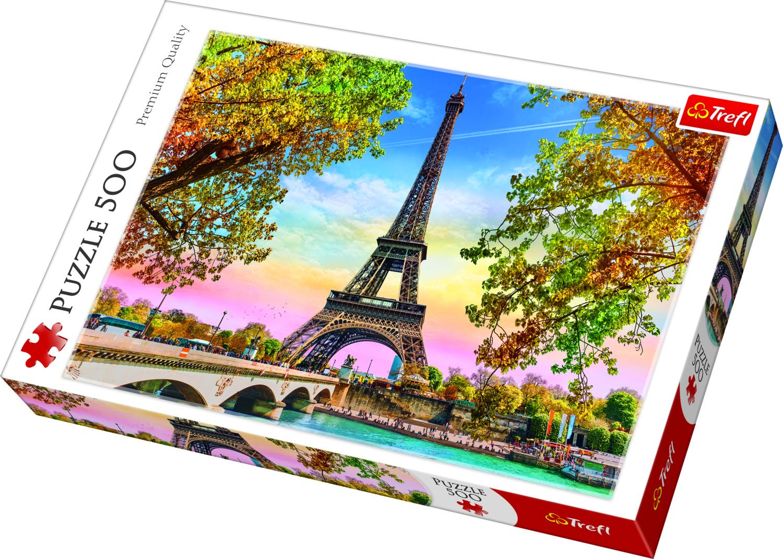 PUZZLE 500 PARIS