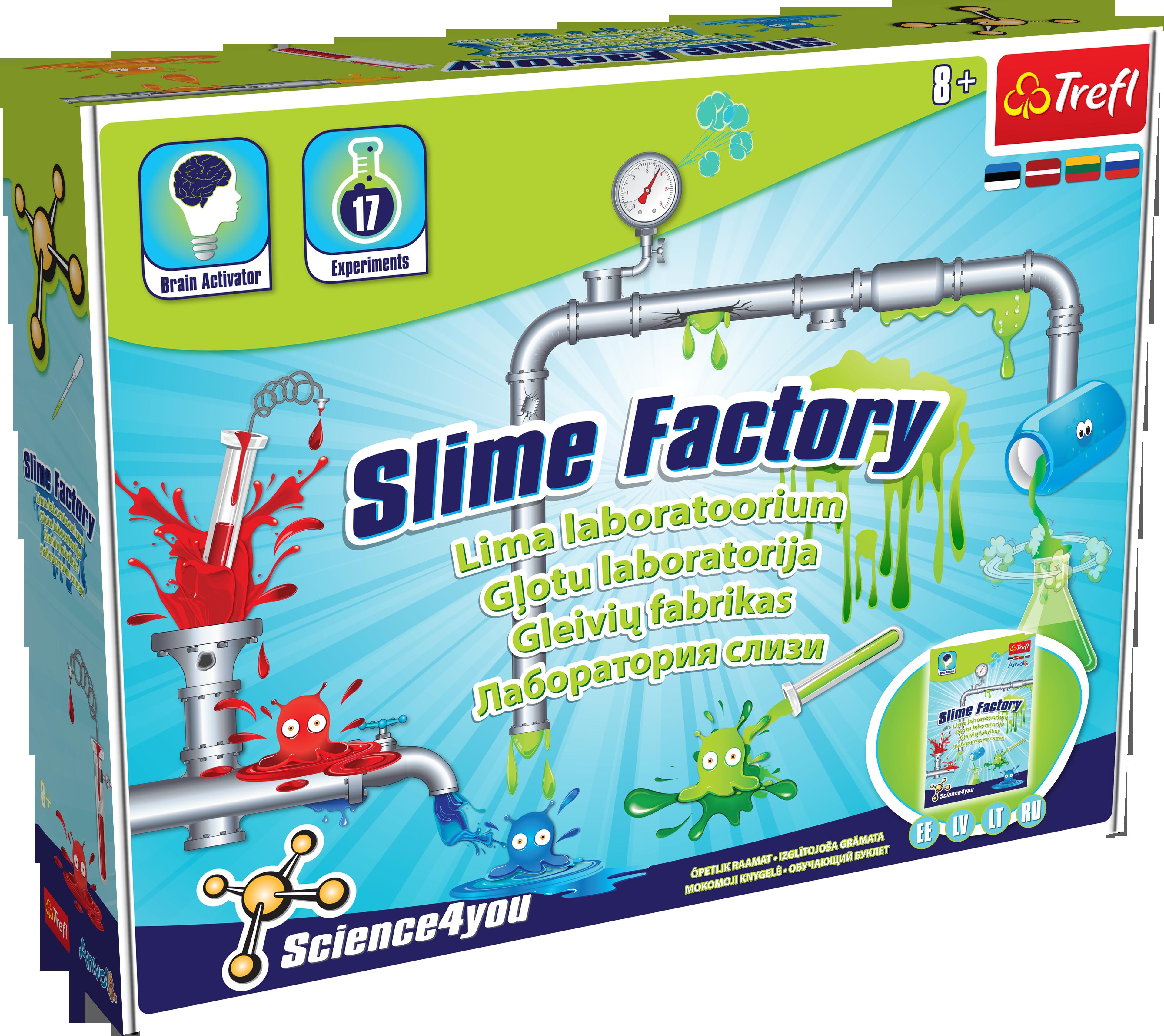 SLIMY FACTORY BIG