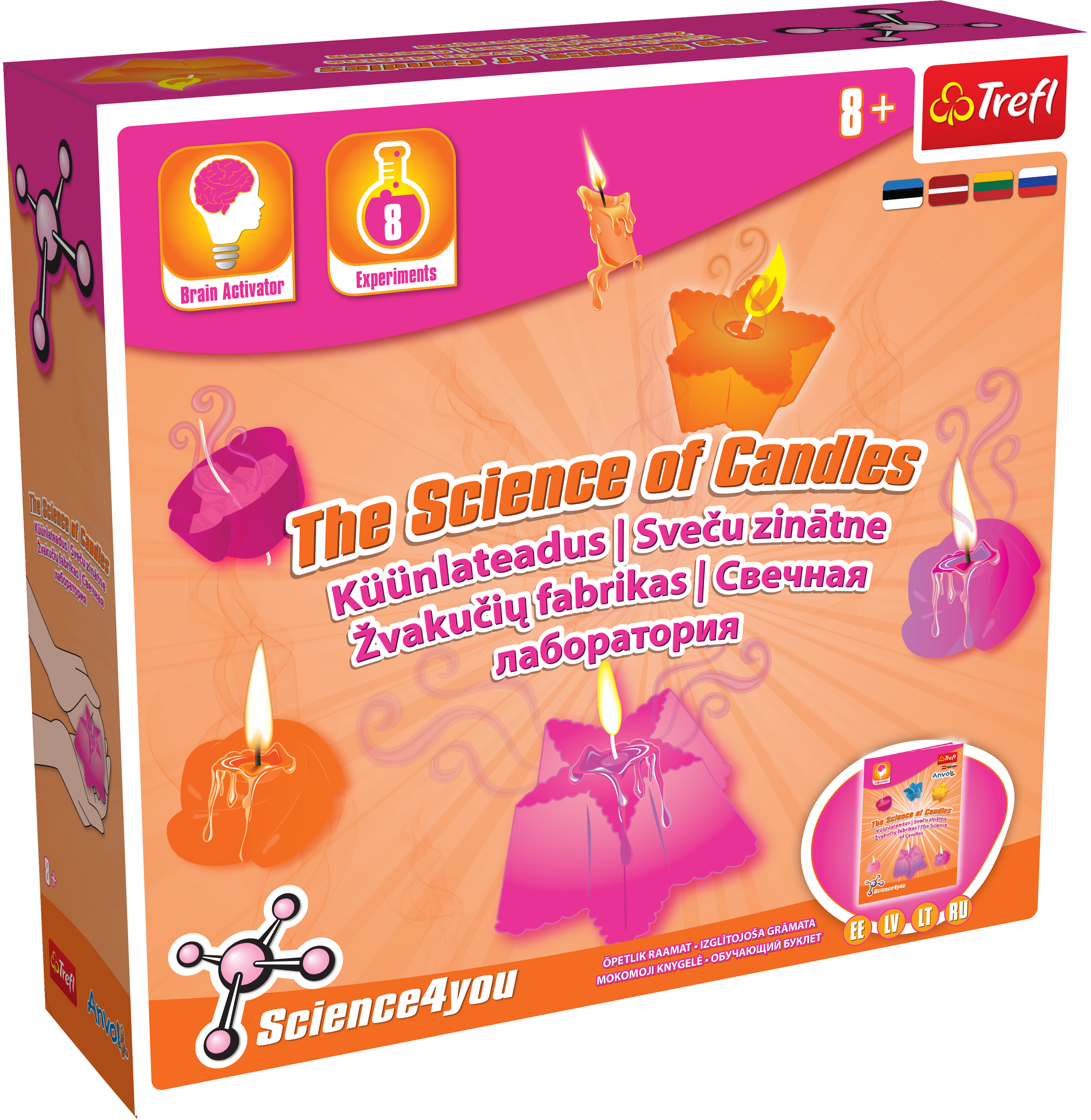 SCIENCE OF CANDLES MIDI