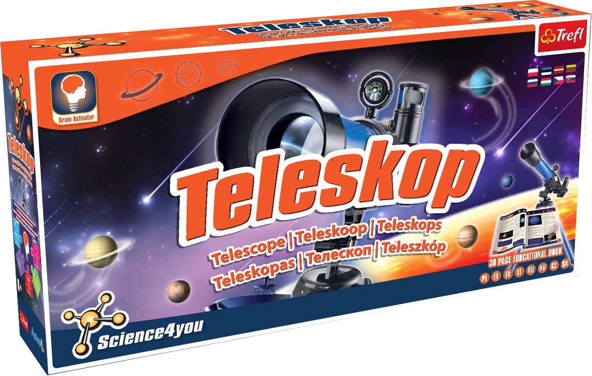 TREFL SCIENCE4YOU Teleskoop