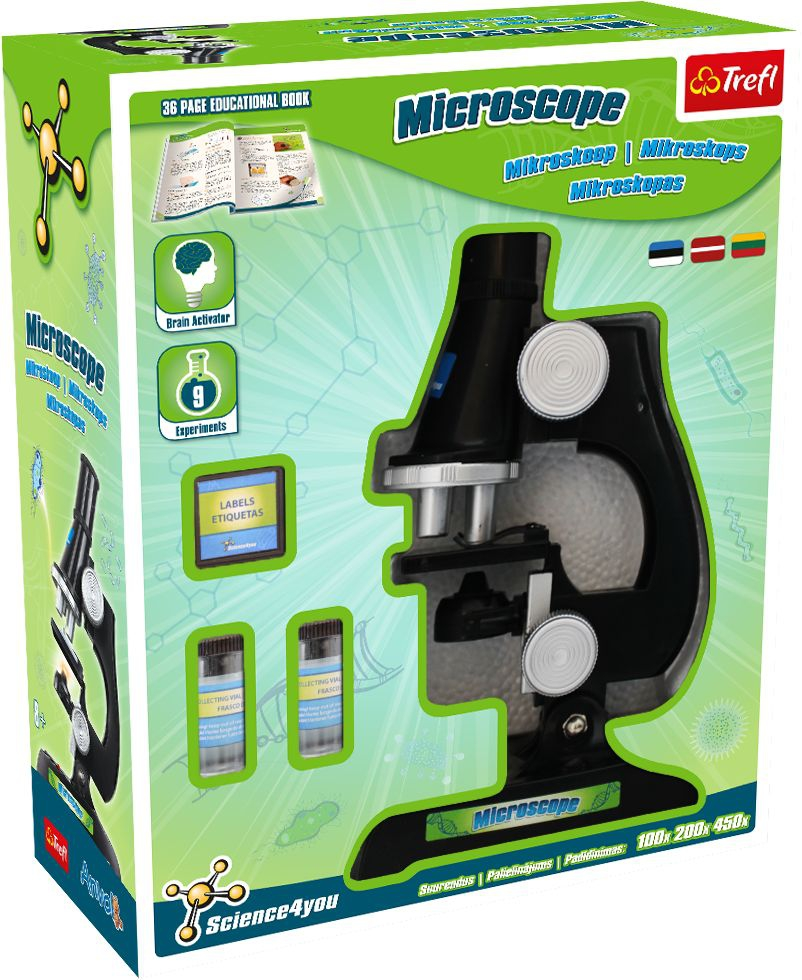 TREFL SCIENCE4YOU Mikroskoop