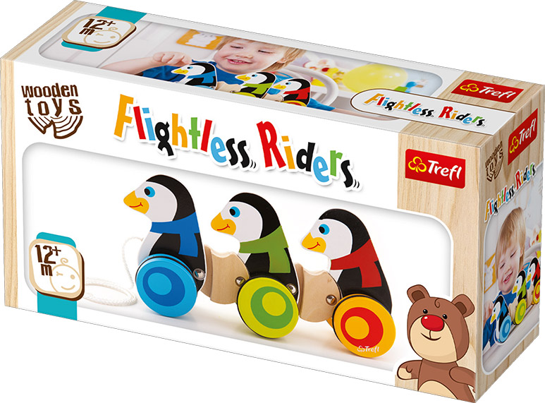 FLIGHTLESS RIDERS