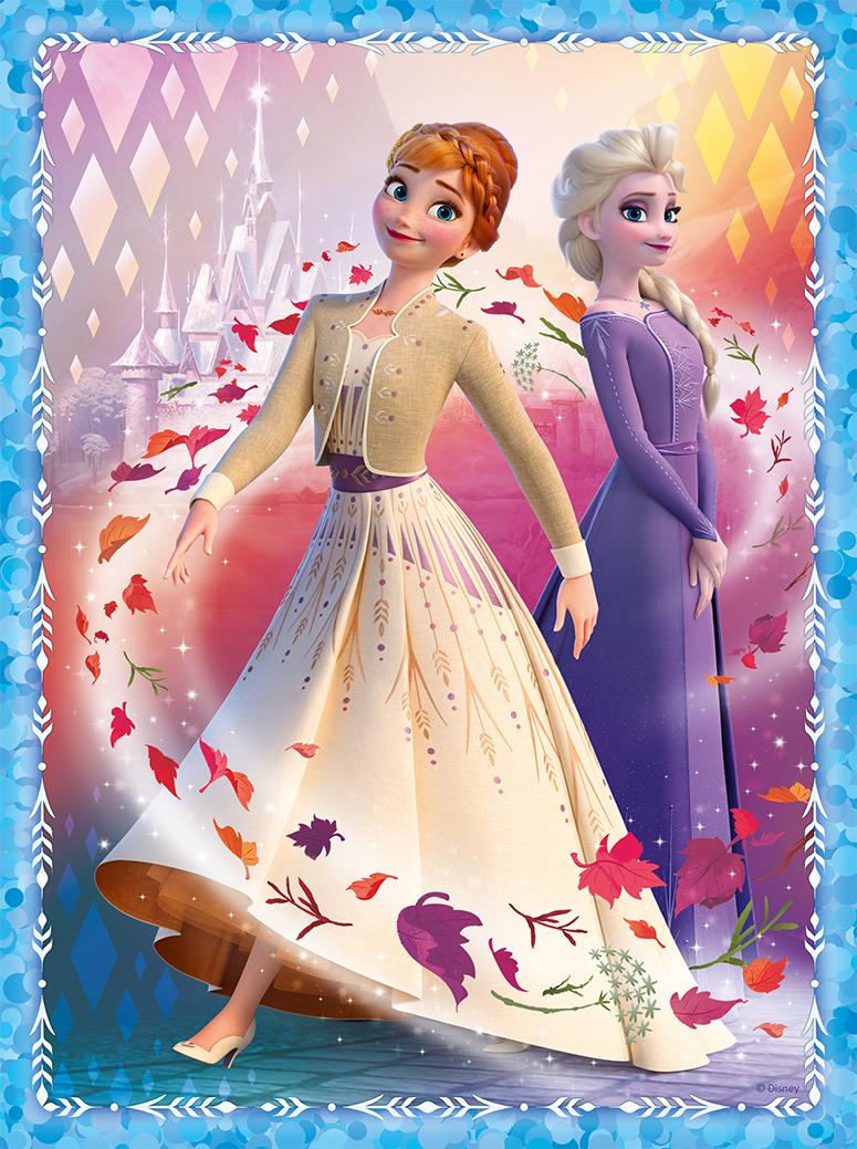 TREFL Pusle komplekt Frozen 2