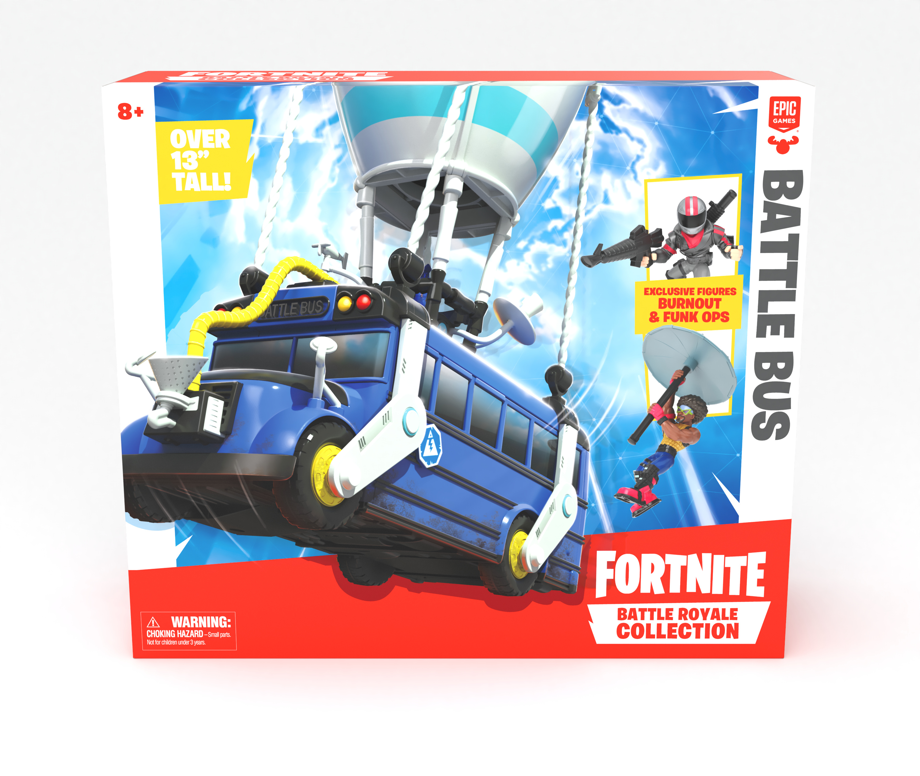 MOOSE FORTNITE Lahingubuss
