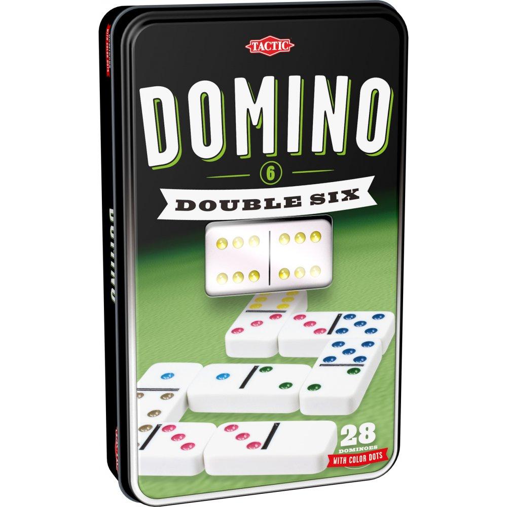 DOMINO DOUBLE 6 (MULTI)