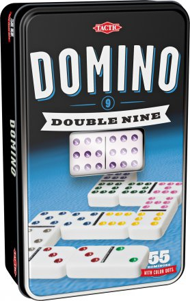 "TACTIC ""Domino"" - lautapeli"