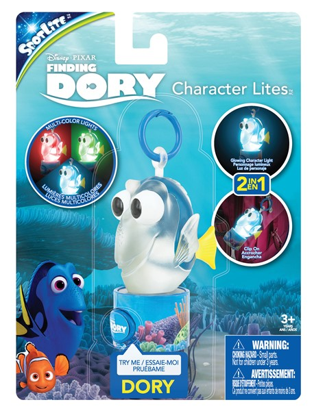 BASIC FUN Character Lite Finding Dory