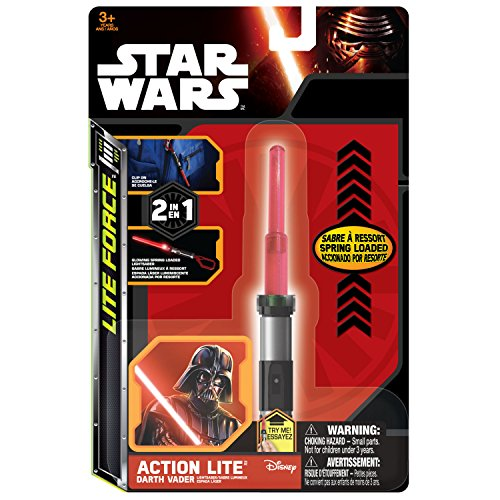 BASIC FUN Action lite-lamppu Star Wars