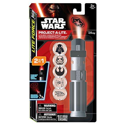 TECH4Kids Taskulamp/projektor Star Wars