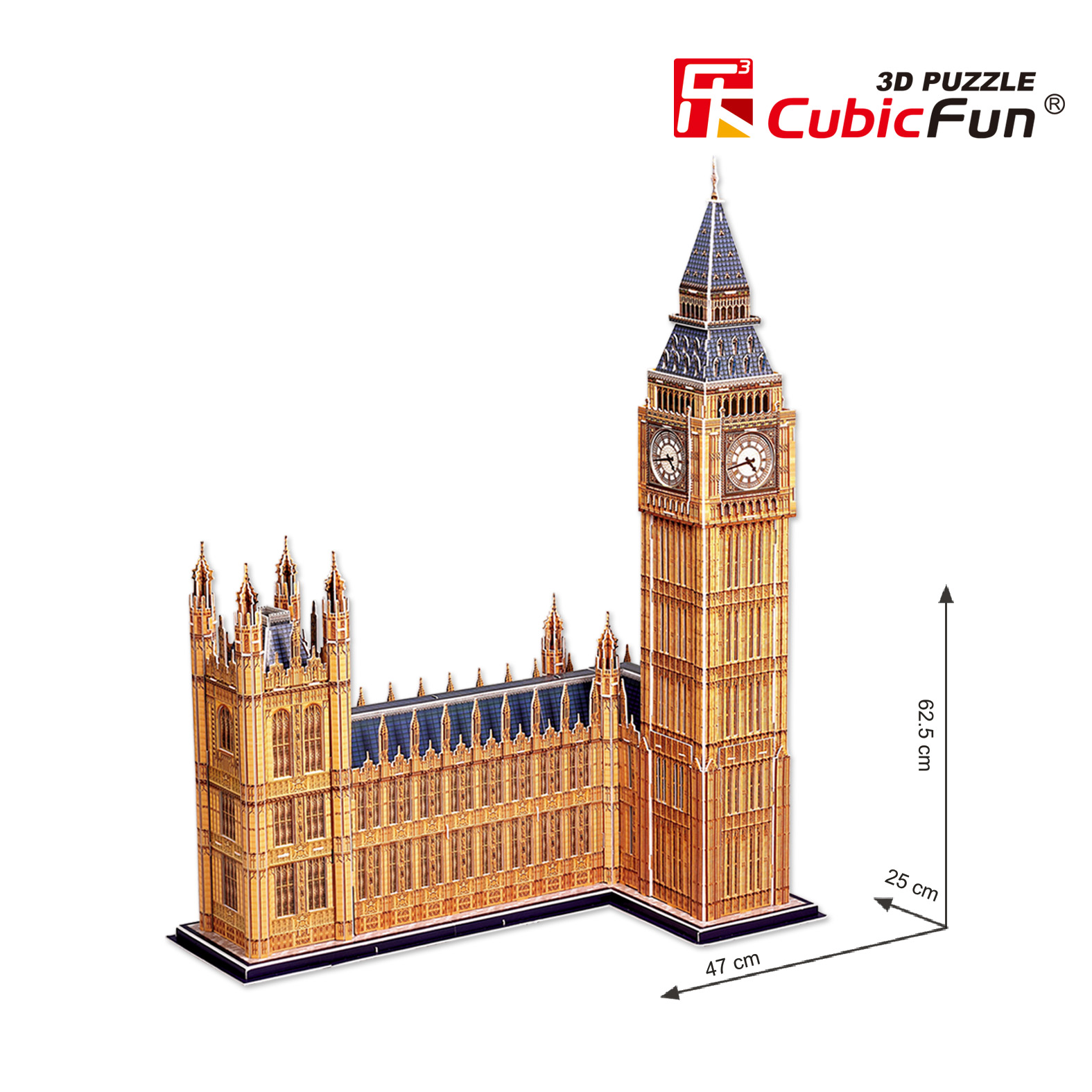 CubicFun 3D puzzle BIG BEN(UK)