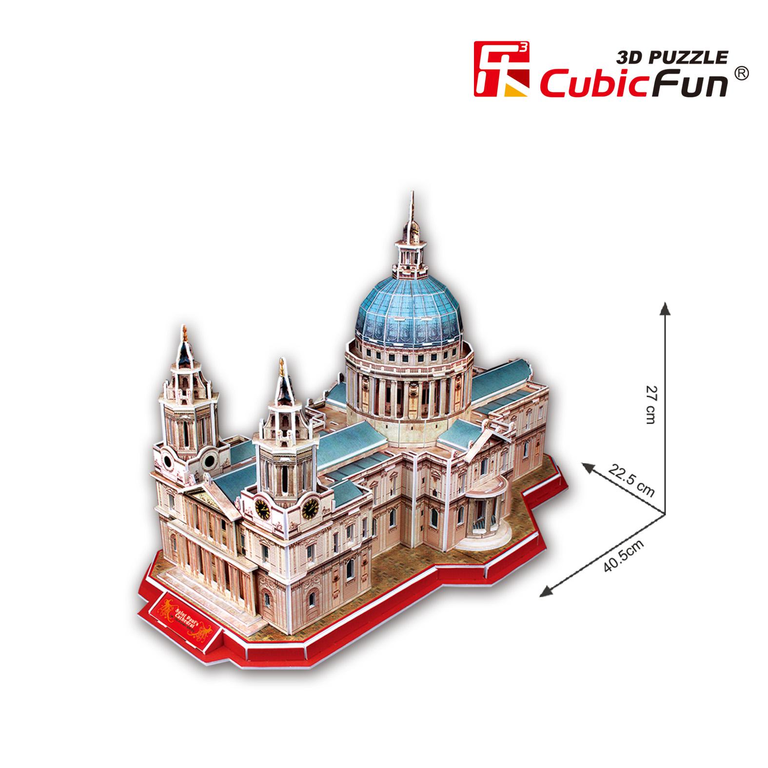 CUBICFUN Püha Paavli Katedraal